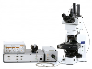 MicroTime 100 - upright time-resolved confocal microscope