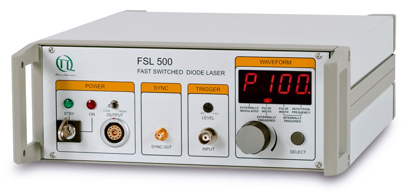 FSL 500 - fast switched diode laser