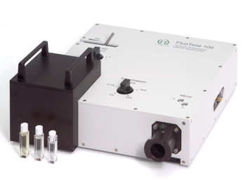 FluoTime 100 - compact time-resolved fluorescence spectrometer