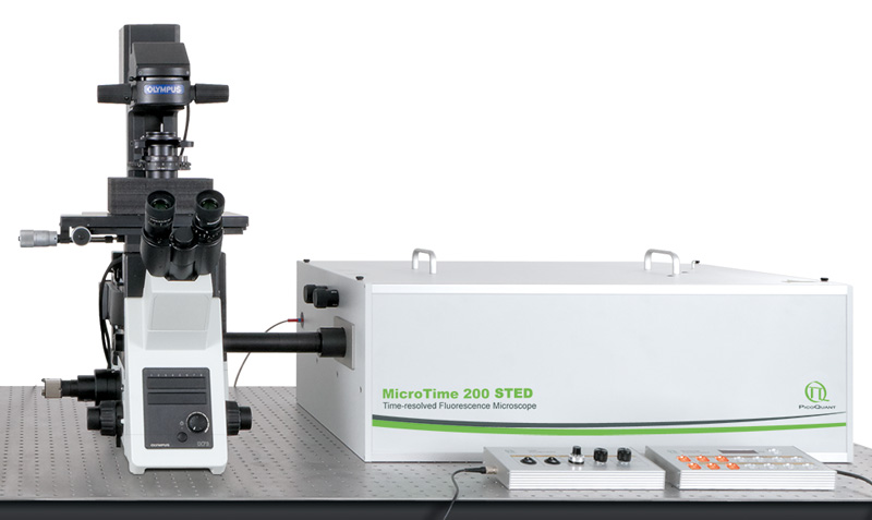 MicroTime 200 STED