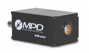 PDM SPAD - single photon sensitive detector