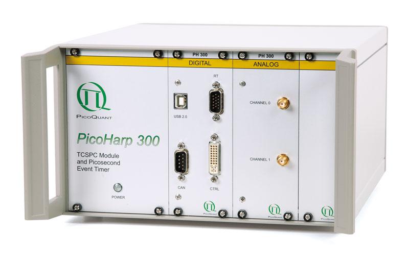 PicoHarp300 - time tagging unit