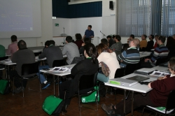 Lecture of Mark Hink about FCS
