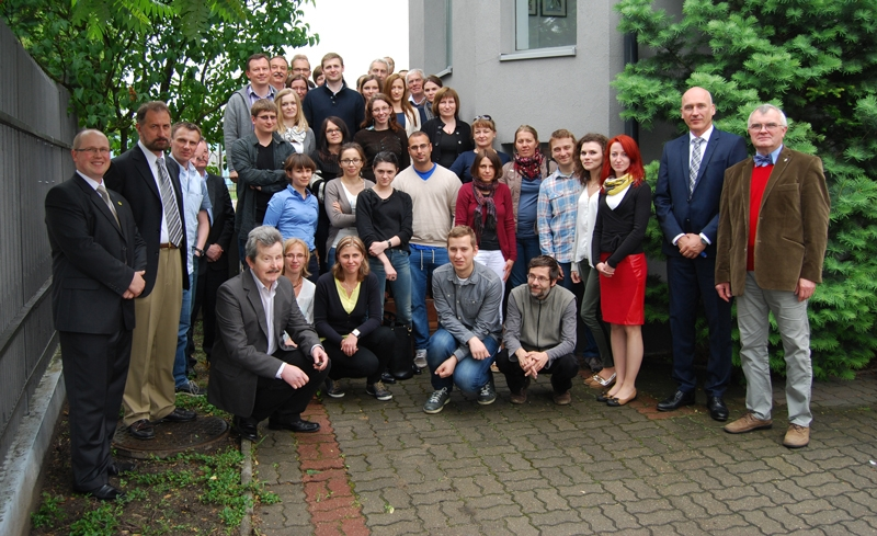 Group picture Warsaw 2014