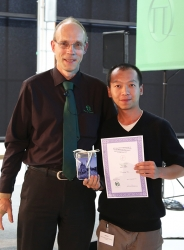 student award winner WS 20