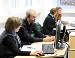 Data analysis hands-on training session