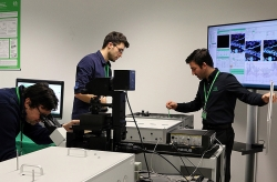 MicroTime 200 demonstration