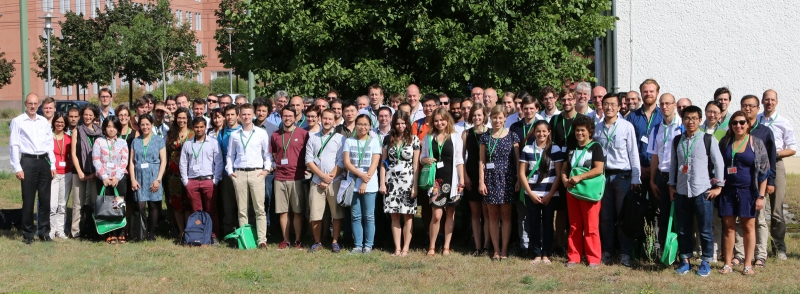 Group picture Single Molecule Workshop 2016