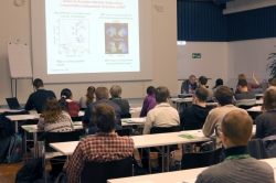 Lecture with Joseph R Lakowicz