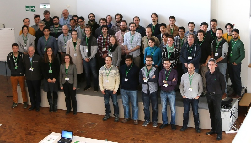 Group picture Time-resolved Microscopy Course 2017