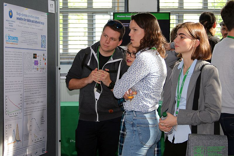 Impressions from the poster session at the 2nd Quantum Symposium