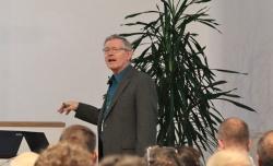 Presentation of W.E. Moerner