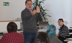 Presentation of Zygmunt Karol Gryczynski