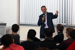 Lecture with Zygmunt Karol Gryczynski