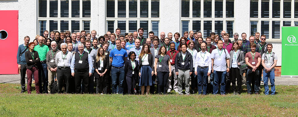 Group picture Quantum Symposium 2019