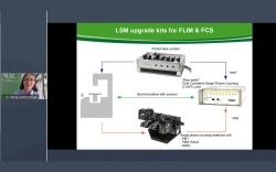 Environmental sensing with Fluorescence Lifetime Imaging (FLIM)