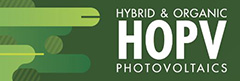Conference on Hybrid and Organic Photovoltaics (HOPV21)