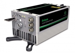 Prima – A new multiple color pulsed diode laser