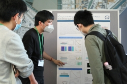 Image from the poster session 1