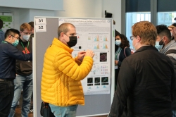 Image from the poster session 2