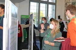 Image from the poster session 4