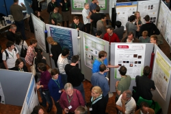 Poster session at the 18th workshop