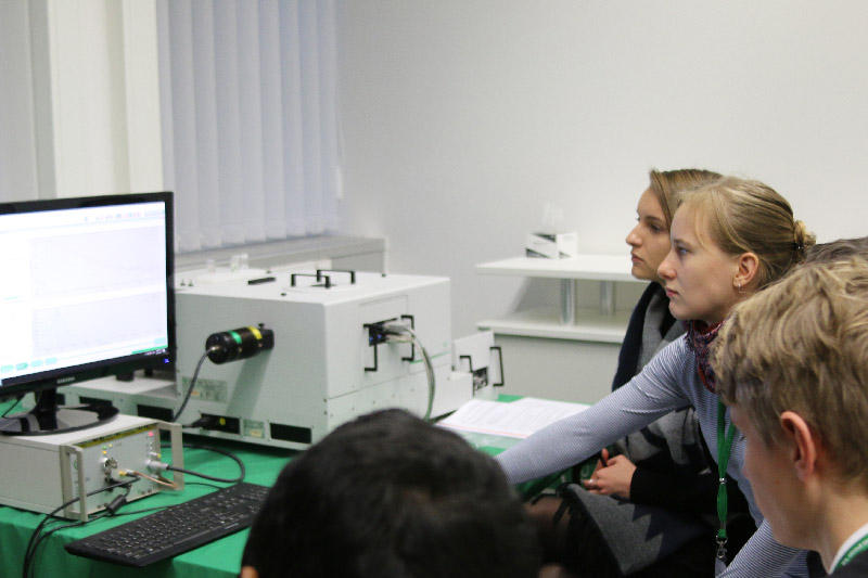Practical Session on a FluoTime 250