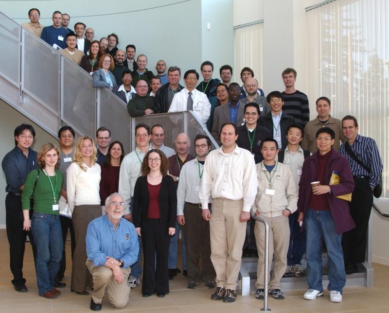 Group picture of  the workshop 2006