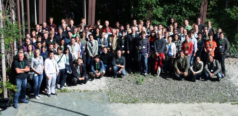 Group picture of the 18th Single Molecule Workshop