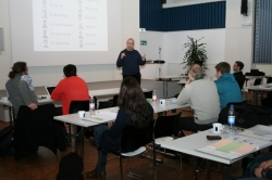 Lecture of J. Enderlein