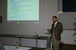 Lecture of Zygmunt 'Karol' Gryczynski