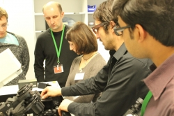 Single Molecule Microscopy on a MicroTime 200
