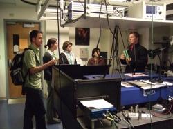Lab tour