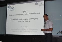 Lecture of JB Sibarita