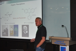 Lecture of M. Sauer