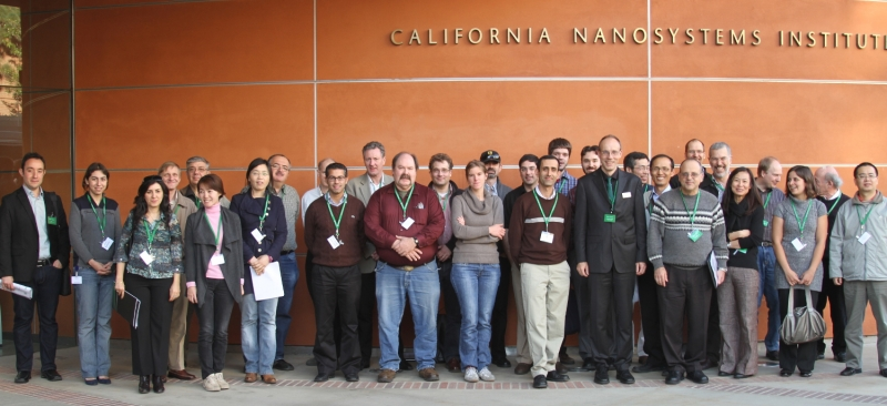 Group picture of the workshop 2012