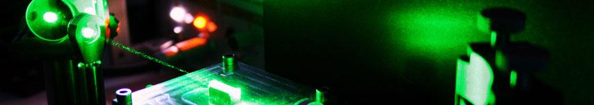 Header-laser