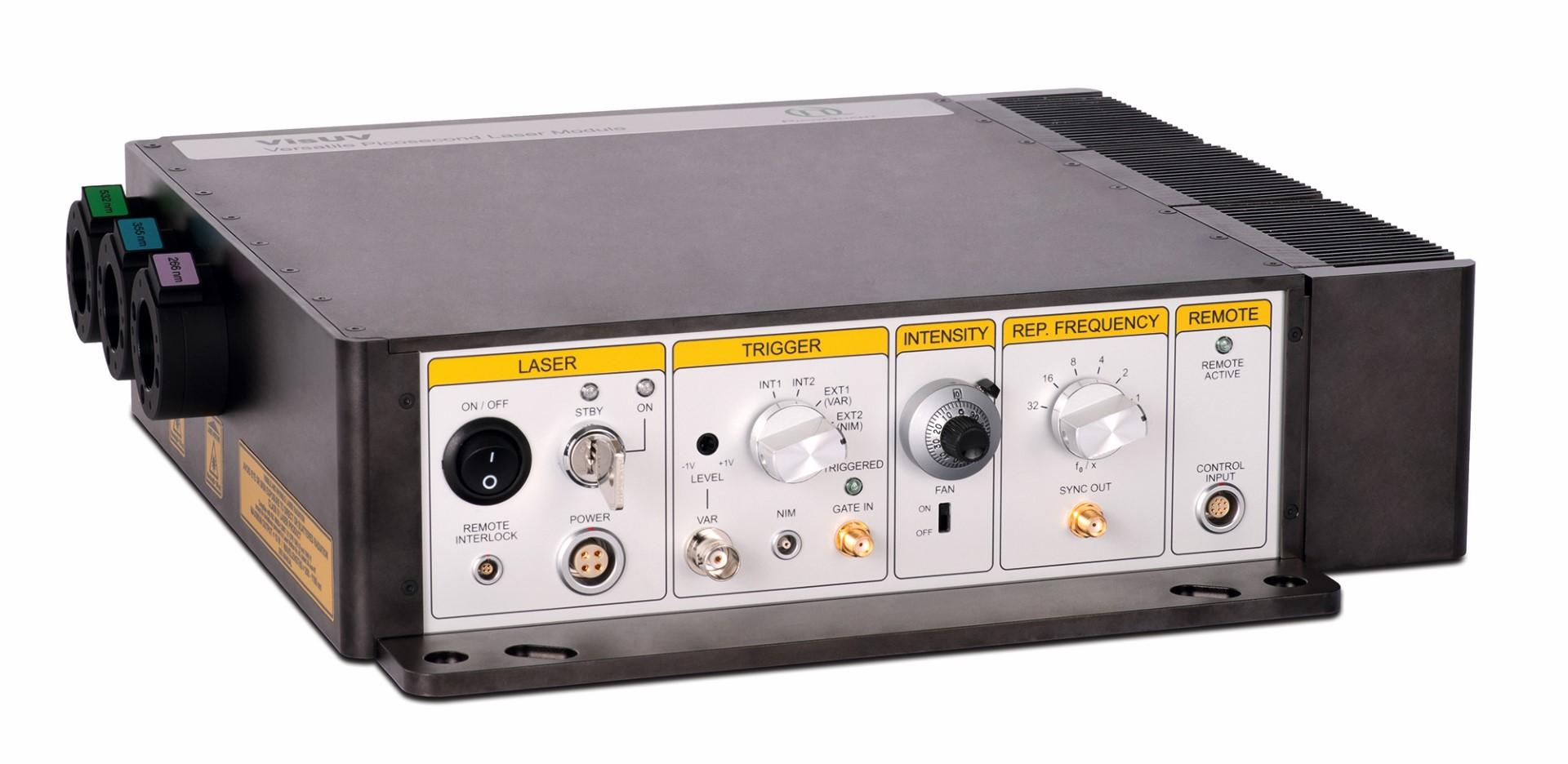 PicoQuant expands its VisUV picosecond pulsed laser platform