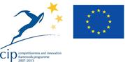Cip and EU logo