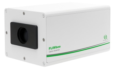 The galvo scanner add-on FLIMbee provides outstanding flexibility in scanning speed paired with excellent positioning accuracy and sensitivity.