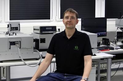 Chief Technology Officer Jürgen Breitlow