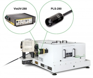 Performing high speed lifetime measurements of proteins using a 280 nm picosecond laser