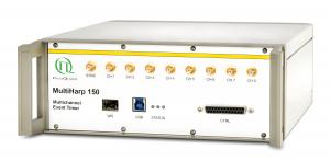 PicoQuant improves the MultiHarp150's temporal resolution