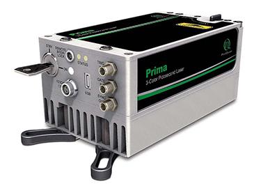 Free webinar: Prima – A new multiple color pulsed diode laser