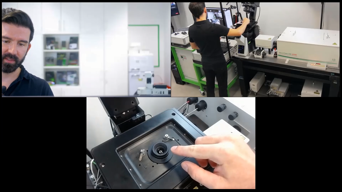 Virtual Show Day: Get a closer look at the MicroTime 200