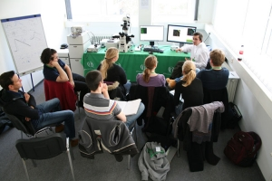 """4th European Short Course on """"Time-Resolved Microscopy and Correlation Spectroscopy"""""""
