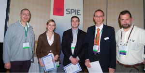 Young Investigator Award at Single Molecule Session during SPIE/ Photonics West