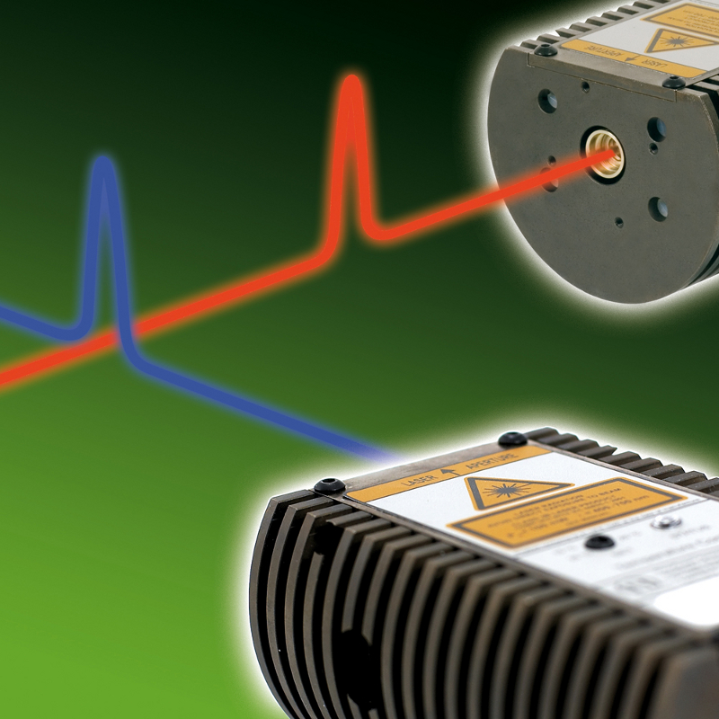 Picosecond Pulsed Diode Lasers at 450 nm and 635 nm