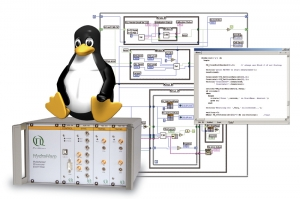 Linux Programming Library for TCSPC System HydraHarp400