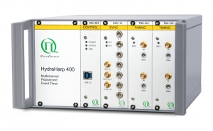HydraHarp 400 - Mutichannel TCSPC Module (small configuration) | MicroTime 200 STED